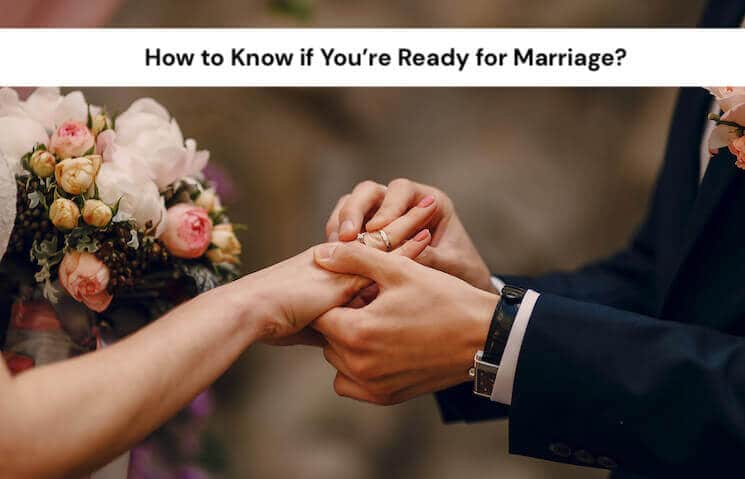 How to Know if You're Ready for Marriage Image