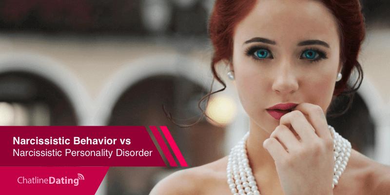 Narcissistic Behavior vs Personality Disorder